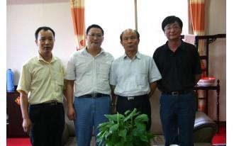 中华商标协会会长李建中在海达考察